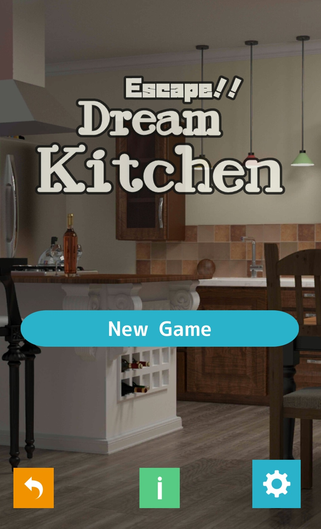 Escape Dream Kitchen  is the 3rd Escape game produced by DAIKOKUYA SOFT  INC. Products e   DAIKOKUYA SOFT